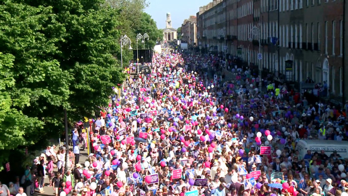 Ireland's largest pro-life gathering